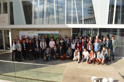 SMIRES H2020 COST Action Working Group 2 Meeting took place in Pecs, Hungary