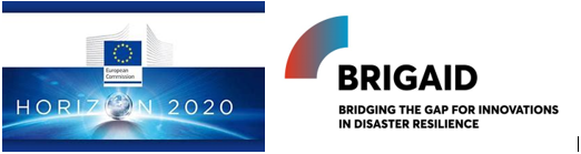 (Horizon 2020) BRIGAID: Bridges the Gap for Innovations in Disaster resilience