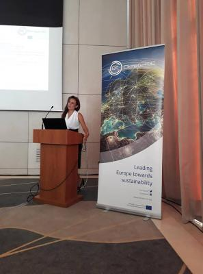 Climate KIC Greek Hub launch! Speaches by Director of C-KIC Greece, Prof. Phoebe Koundouri, Minister of Environment and Energy, Mr. Famelos, Minister of Foreing Affairs, Prof. Katrougalos.