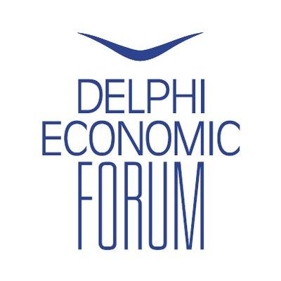 "Prof. Dr. Phoebe Koundouri (AUEB, LSE, ATHENA,  ICRE8) is invited by the Research Center for Atmospheric Physics and Climatology of the Academy of Athens to participate as a Speaker at the Delphi Economic Forum IV, 2019 entitled: ""Inclusive Growth"""