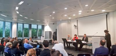 Summary of the Resource Nexus Policy & Cluster Workshop on 27th November in Brussels
