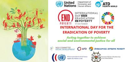 International Day for the Eradication of Poverty 2020