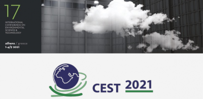 The 17th International Conference on Environmental Science and Technology CEST2021 | Submit your paper until 23 April 2021