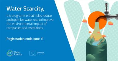 Call for problem holders and solution providers to tackle water scarcity in Southern Europe