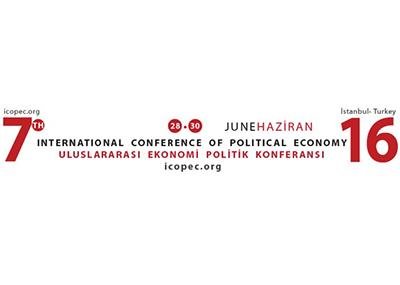 7th International Conference of Political Economy (ICOPEC)
