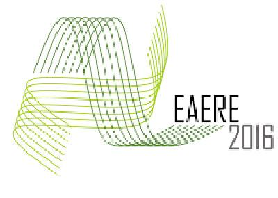 EAERE 2016 policy session by Phoebe Koundouri and Christian Gollier