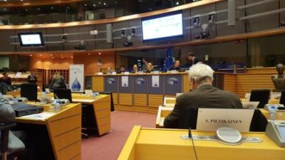MEP Water Group:  The role of Water in Adaptation to Climate Change